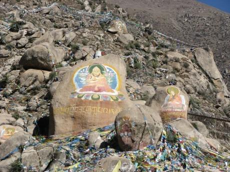 Tybet - Lhasa - Festiwal Saga Dawa 5