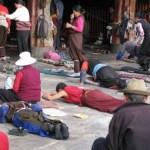 Tybet - Lhasa - Festiwal Saga Dawa 1