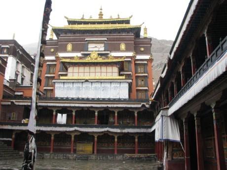 Tybet - Shigatse 8
