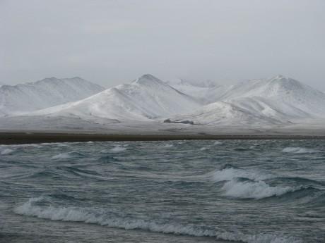 Nam-Tso - święte jezioro tybetańskie 13