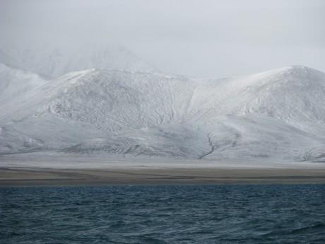 Nam-Tso - święte jezioro tybetańskie 16