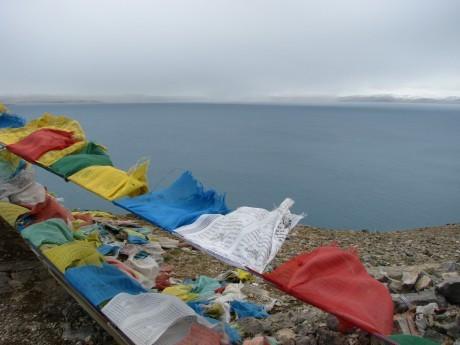 Nam-Tso - święte jezioro tybetańskie 33