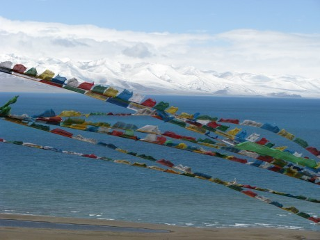 Nam-Tso - święte jezioro tybetańskie 34