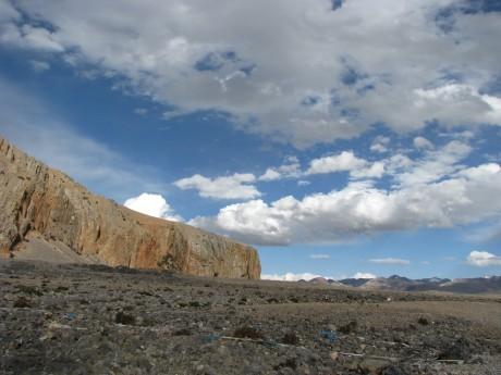 Nam-Tso - święte jezioro tybetańskie 45