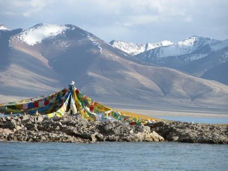 Nam-Tso - święte jezioro tybetańskie 48