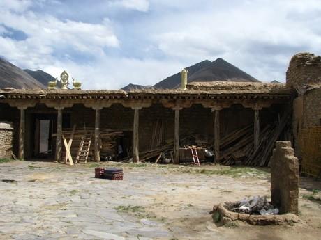 Klasztor wReting, Tybet 4