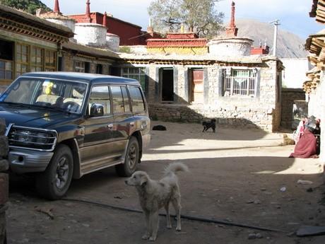 Klasztor wReting, Tybet 7