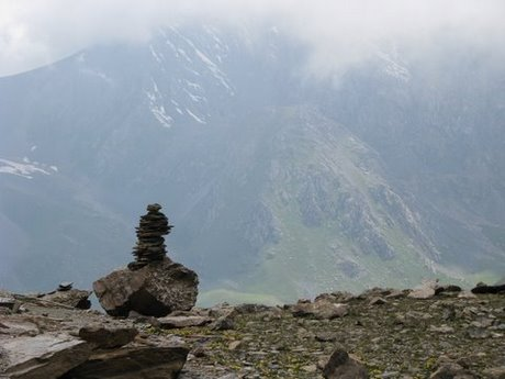 Treking wgórach Tien Shan (Kirgistan) 20