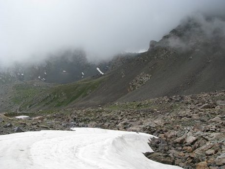 Treking wgórach Tien Shan (Kirgistan) 21
