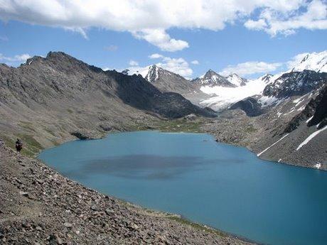 Treking wgórach Tien Shan (Kirgistan) 46