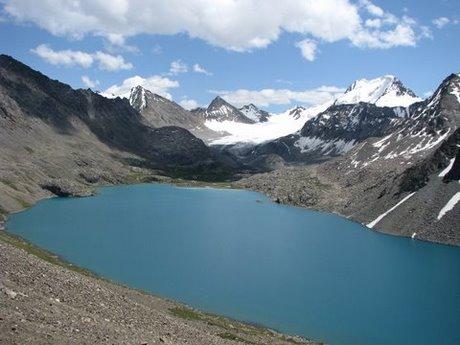 Treking wgórach Tien Shan (Kirgistan) 49