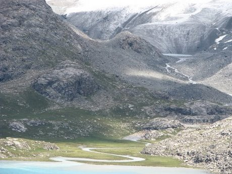 Treking wgórach Tien Shan (Kirgistan) 50