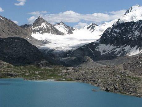 Treking wgórach Tien Shan (Kirgistan) 51