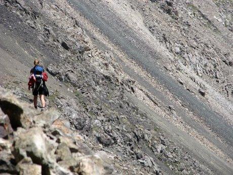 Treking wgórach Tien Shan (Kirgistan) 52