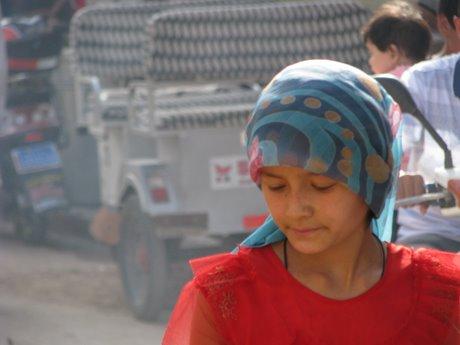 Kashgar - barwny mix kultur 20