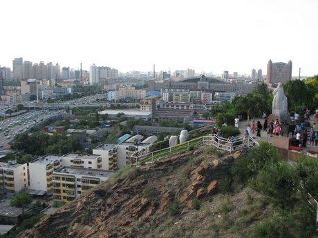 Urumqi - odwiedzone przypadkiem 9