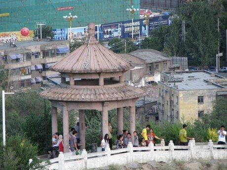 Urumqi - odwiedzone przypadkiem 10