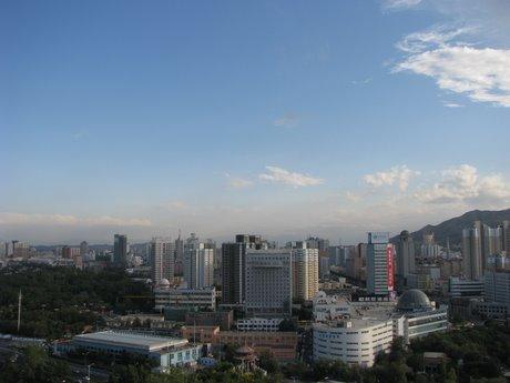 Urumqi - odwiedzone przypadkiem 12