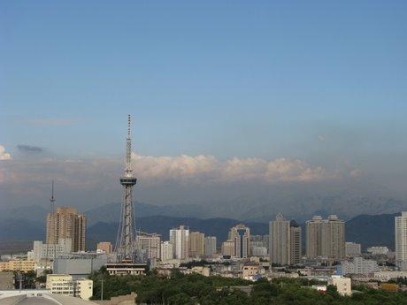 Urumqi - odwiedzone przypadkiem 13