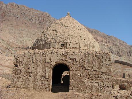 Turpan - chińska Dolina Śmierci 17