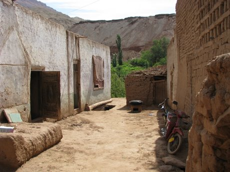 Turpan - chińska Dolina Śmierci 26