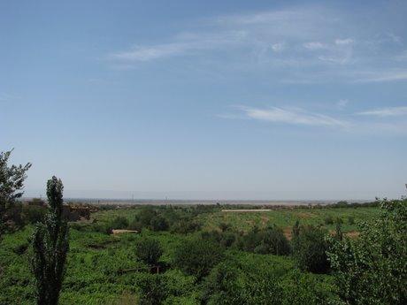 Turpan - chińska Dolina Śmierci 34