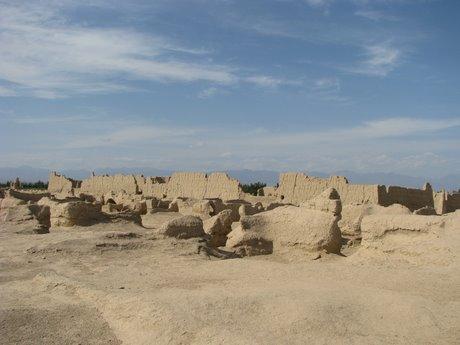 Turpan - chińska Dolina Śmierci 42