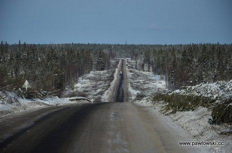 Droga do Murmańska