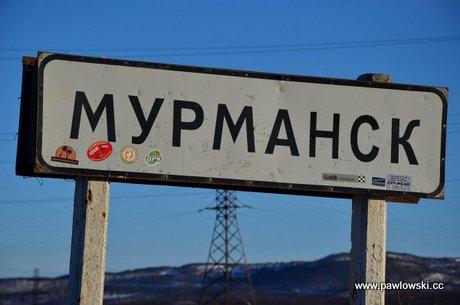 Autostopem do Murmańska - w poszukiwaniu Zorzy Polarnej 1