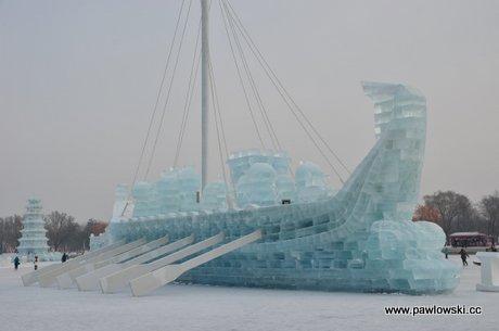 Festiwal Lodu i Śniegu w Harbin 1