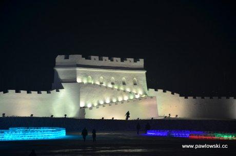 Festiwal Lodu iŚniegu wHarbin