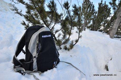 Test - plecak Rockland 1