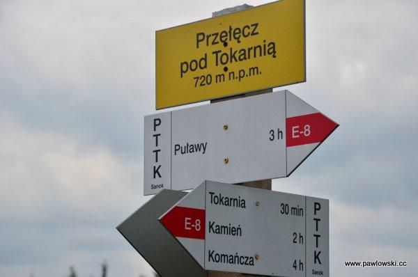 Główny Szlak Beskidzki; Puławy Górne - Prełuki 20