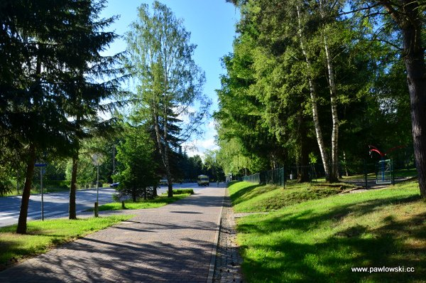 Główny Szlak Sudecki; Świeradów Zdrój - Schronisko PTTK Odrodzenie naPrzełęczy Karkonoskiej 7