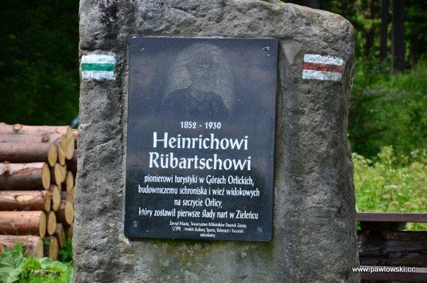 Główny Szlak Sudecki; Dańczów - Schronisko PTTK Jagodna (Przełęcz Spalona) 11