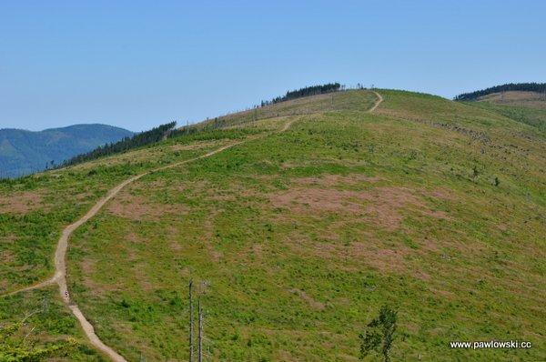 Korona Gór Polski; Beskid Śląski - Skrzyczne 1257 m. n.p.m. 9