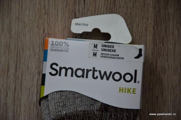 Test: skarpetki Smartwool Hike Medium Crew 5