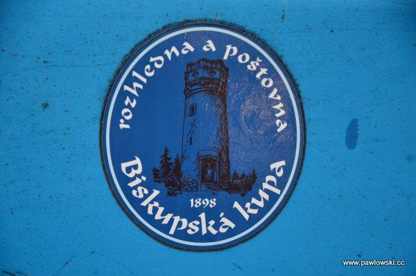 Główny Szlak Sudecki; Górski Dom Turysty podBiskupią Kopą - Prudnik PKP 10