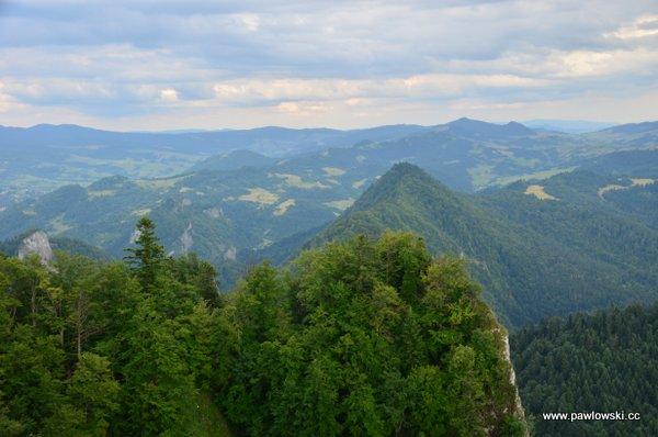 Pieniny: Sokolica - Trzy Korony 11