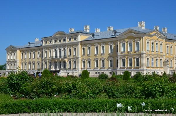 pałac wRundale