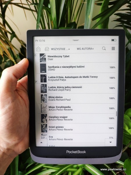 PocketBook Ink Pad 3 Pro