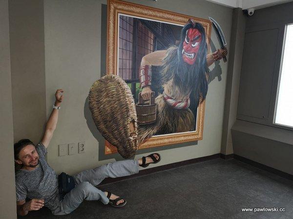 Muzeum masek wAndong