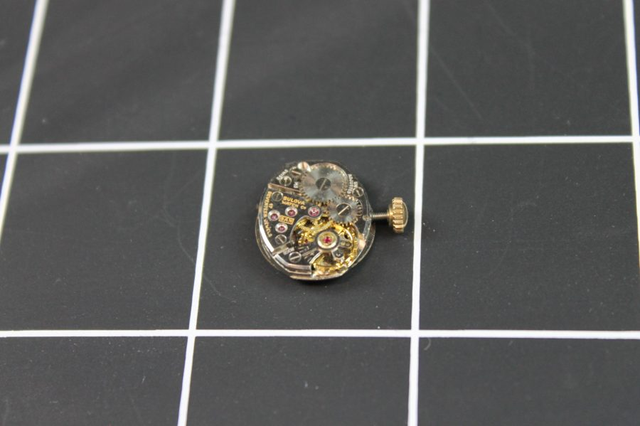 WATCH MOVEMENTS FOR PARTS  SWISS BULOVA 5AN WILL NOT TAKE A WIND 2