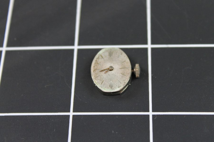 WATCH MOVEMENTS FOR PARTS  ELGIN 911 USA 17J  WILL NOT WIND 1