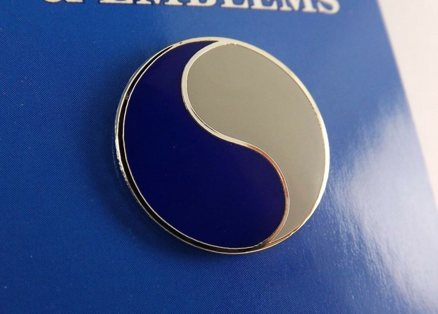 """BRAND NEW Lapel Pin United States Army 029TH Infantry Division Enamel 1"""" 1"""