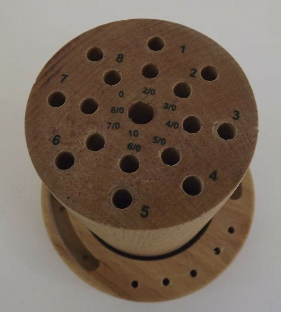 New Jewelers Wood Saw Blade Holder with Revolving Base Craft Hobby Tool 3