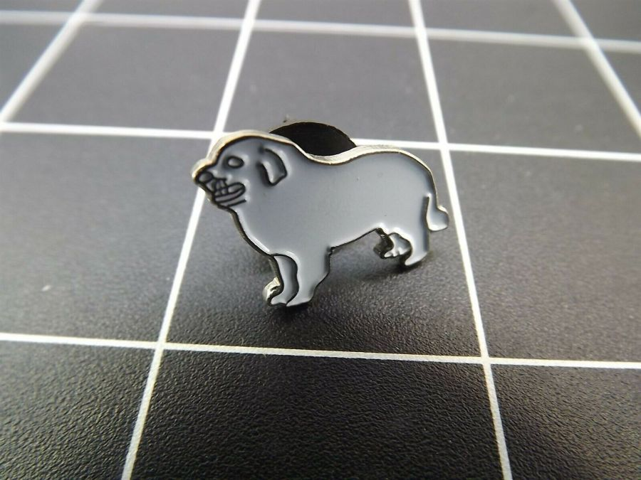 "BRAND NEW Lapel Pin Favorite Dog ""GREAT PYRENEES "" ENAMELED LIFETIME GUARANTEE 4"