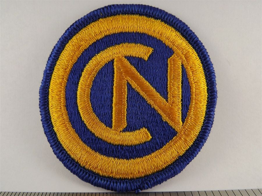 """CN"" Iron on Patch BRAND NEW 1"