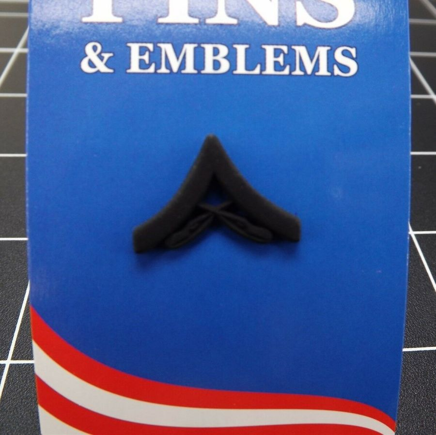 "BRAND NEW Lapel Pin United States Marine Corps E3 Lance Corporal 1"" 1"