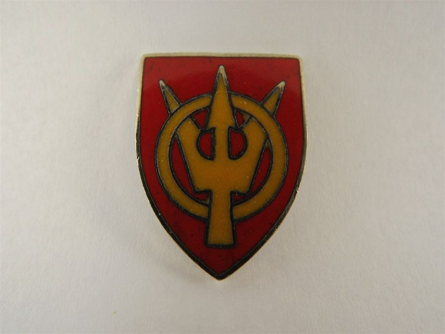 United States Army 4th Transportation Brigade Pin LAPEL / HAT PIN BRAND NEW 1